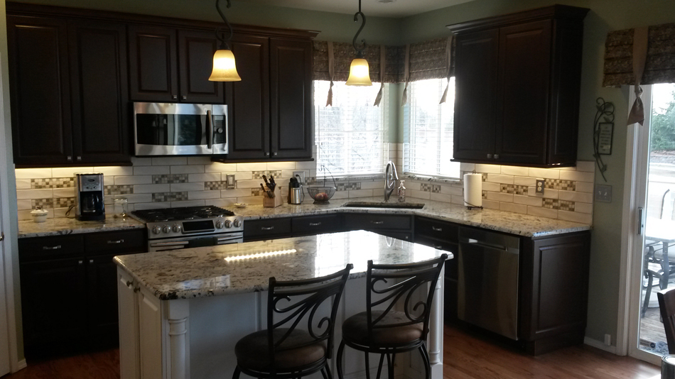 Kitchen Cabinet Refacing Colorado Springs