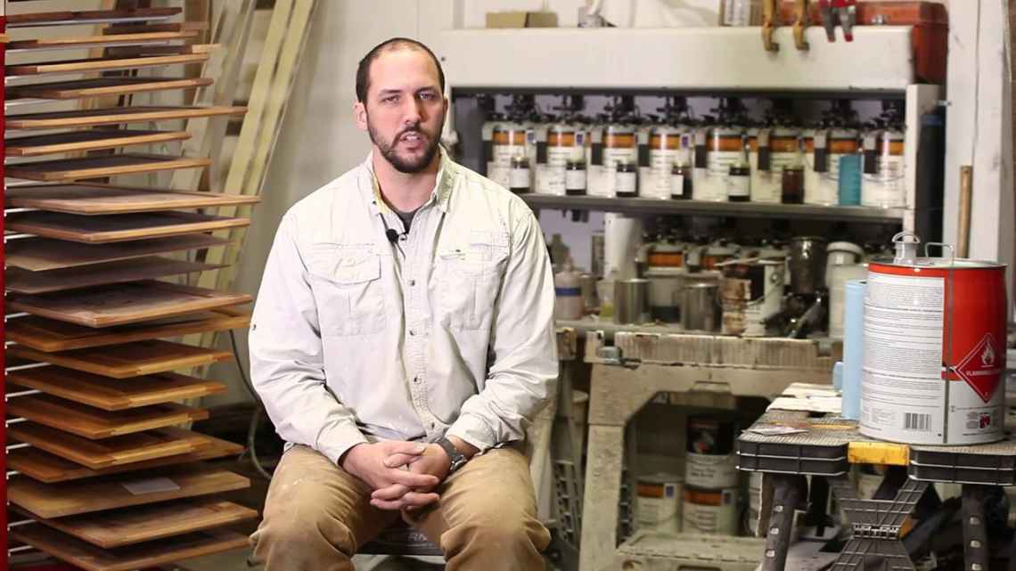 Crown 1 Wood Finishing – Introduction