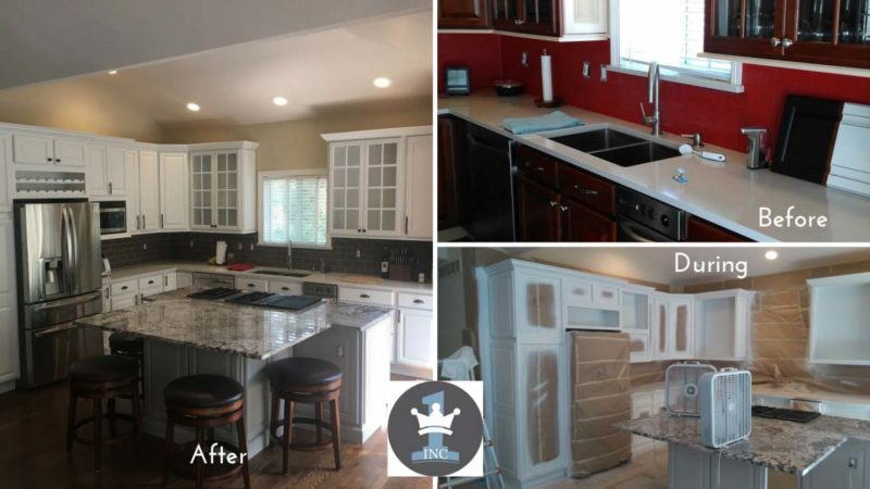cabinetry refinishing custom design colorado springs Crown 1 Wood Finishing